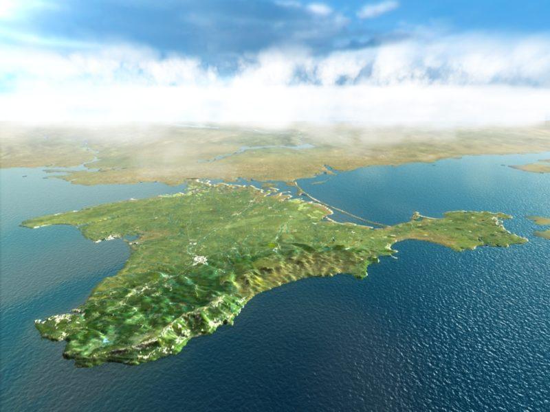 Путін покатається по окупованому Криму та привезе за компанію всю Держдуму