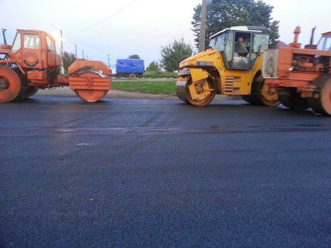 Завершується капітальний ремонт перехрестя Юності-Автоливмашівської