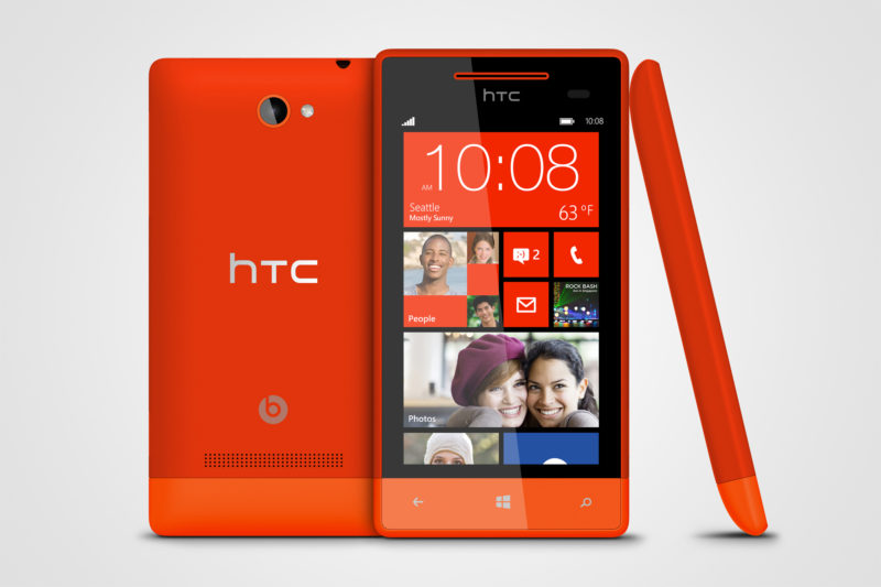 HTC збирається випустити смартфон спеціально для фанатів селфі