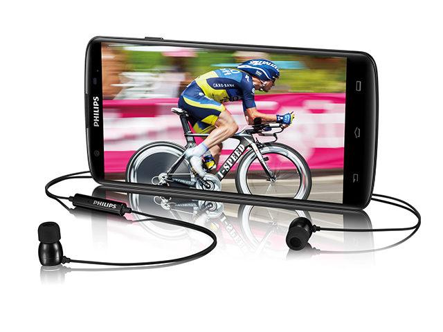 Philips розпочинає продажі восьмиядерного телефону