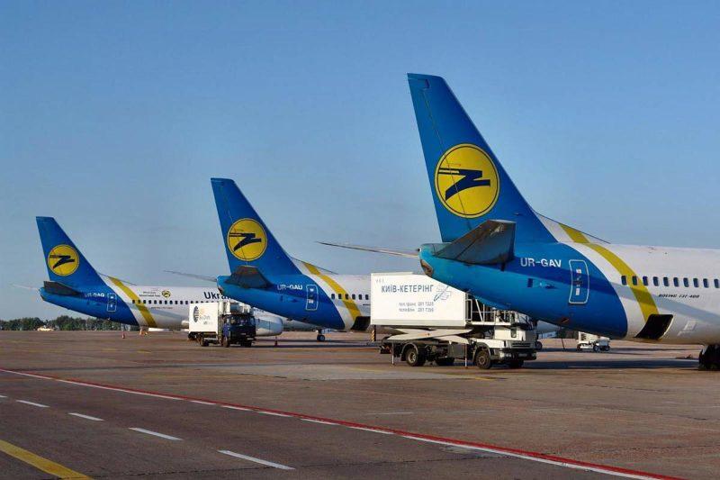 МАУ запускає авіарейси Київ-Стокгольм