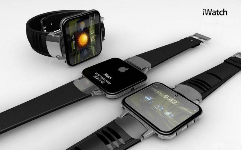 Розумні годинники iWatch надійдуть у продаж вже цього року