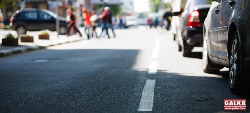 Міська комісія з безпеки руху затвердила розмітку за європейськими взірцями