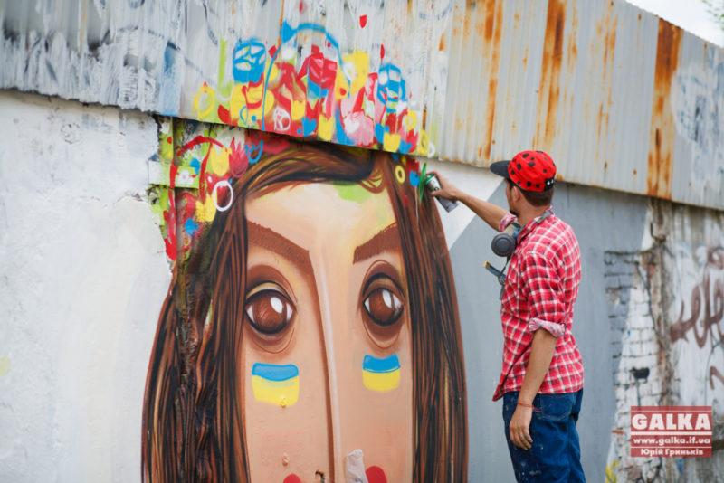 Міська влада організує конкурс на найкраще графіті