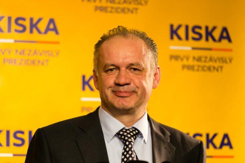 Новий президент Словаччини відмовився від зарплати на всі 5 років правління