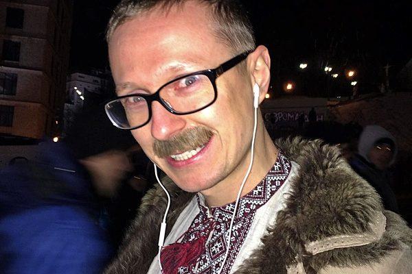 """""""То не наші єноти"""", – Майкл Щур про ситуацію в Україні"""