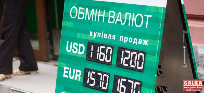 Долар знову почав зростати і тепер вартує 12 грн. 20 коп.