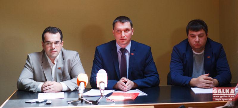 Соловей, його родичі і десяток спортсменів хотіли зірвати конференцію міської організації УДАР
