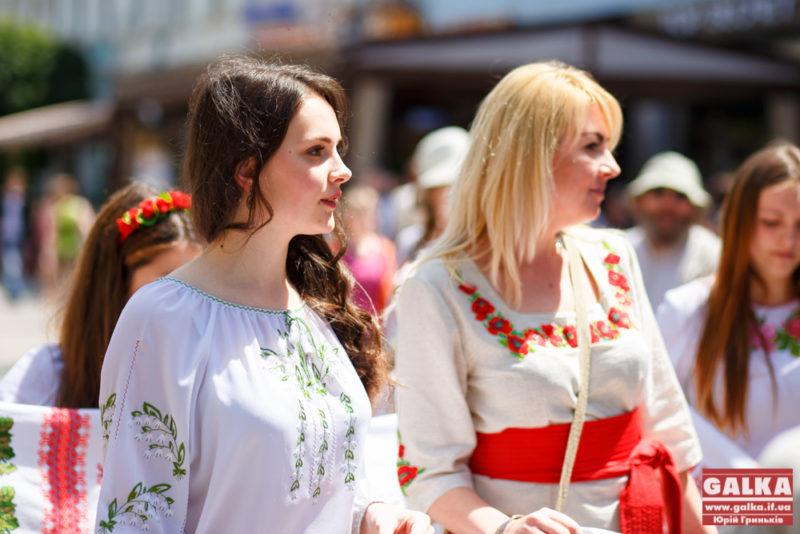 Іванофранківці збиратимуть вишиванки для мешканців Сходу