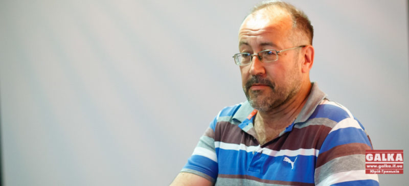 Письменник Степан Процюк святкує 50-річчя