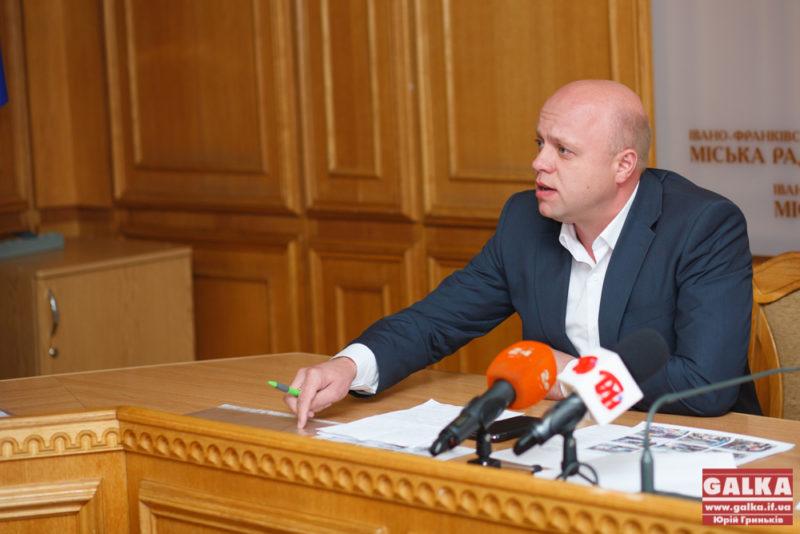 Заступник міського голови Івано-Франківська Руслан Панасюк подав у відставку?
