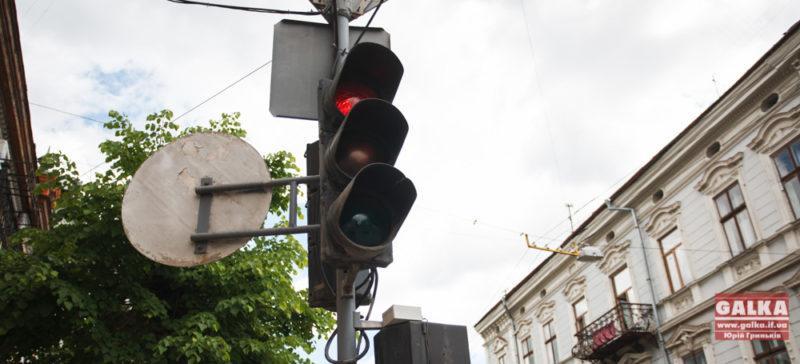 Після негоди в місті не працюють світлофори