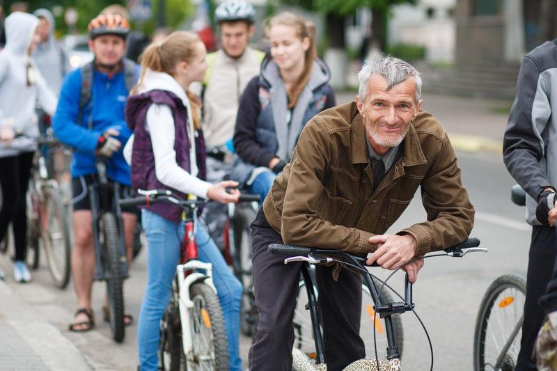 В Івано-Франківську популяризували здоровий спосіб життя