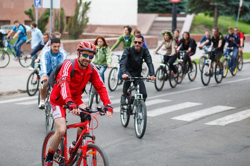 В Івано-Франківську оголосили набір добровольців для служби велопатрулів