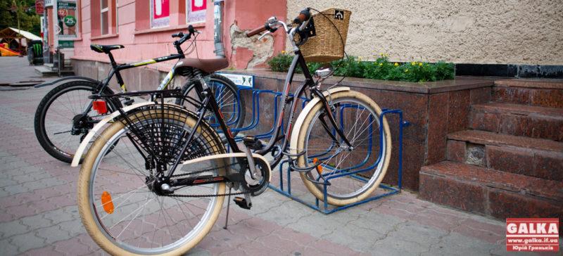 У суботу в Івано-Франківську вкрали 5 велосипедів