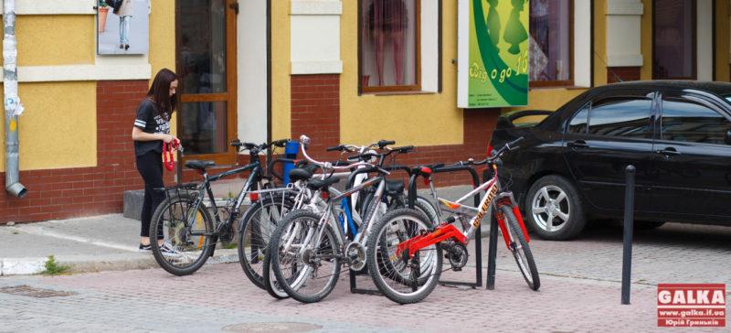 Міліція знайшла крадія велосипедів
