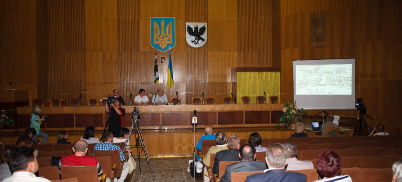 Депутатам обласної ради показали мультики про реформу самоврядування
