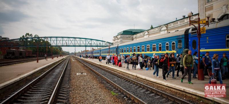 Потяг до Києва буде їхати на три години довше і без зупинки у Львові