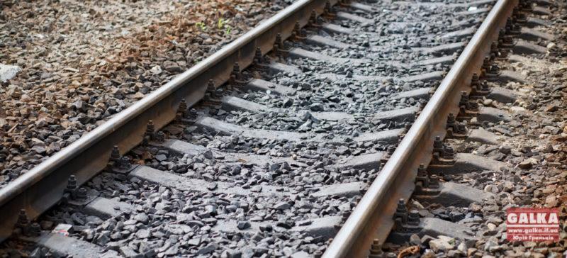 На залізничному переїзді в Івано-Франківській області сталося ДТП