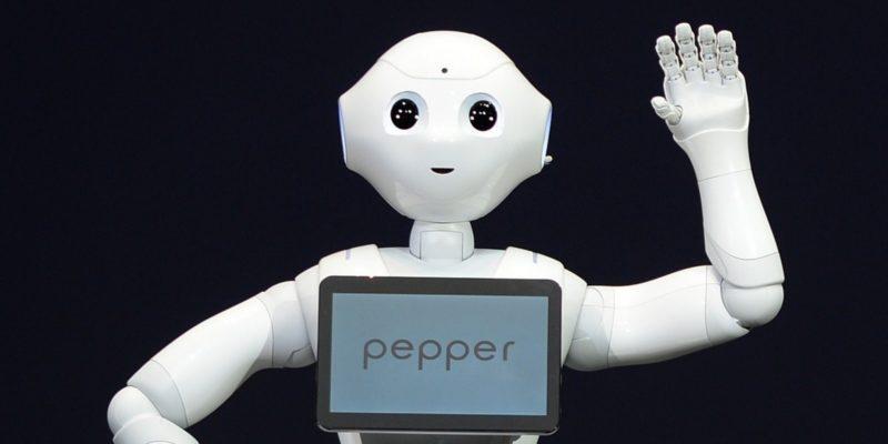 У Японії створили емоційного робота