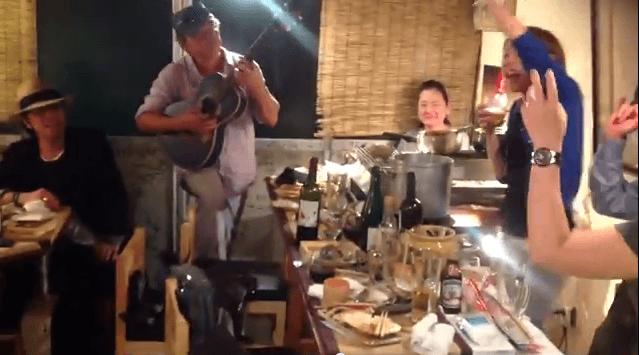 П'яні японці співають знамениту пісню про Путіна