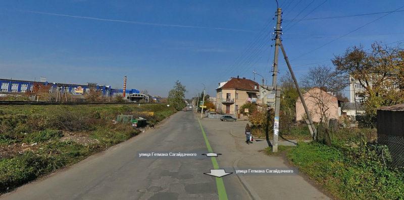 В Івано-Франківську розпочали капітальний ремонт вулиці Сагайдачного
