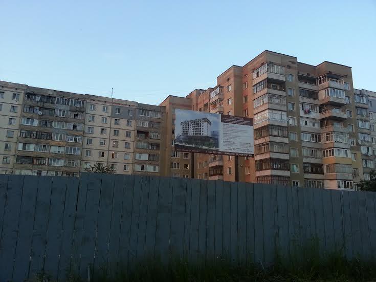 Лист читача Galka: Історія ненародженого Будинка…