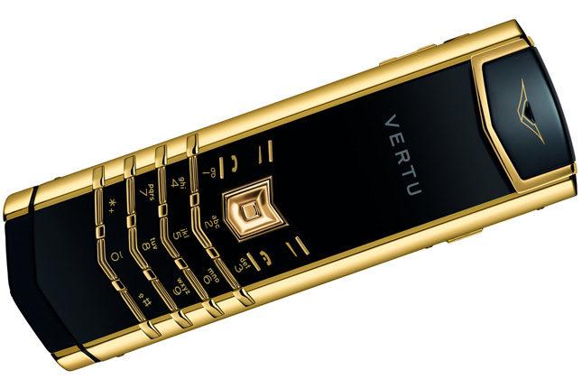 Vertu випустила Android-смартфон за вісім тисяч євро