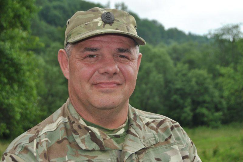Бронежилети скоро закуплять, але найбільше військовим помагають прості люди, – Віталій Комар, командир 5-го Прикарпатського батальйону тероборони