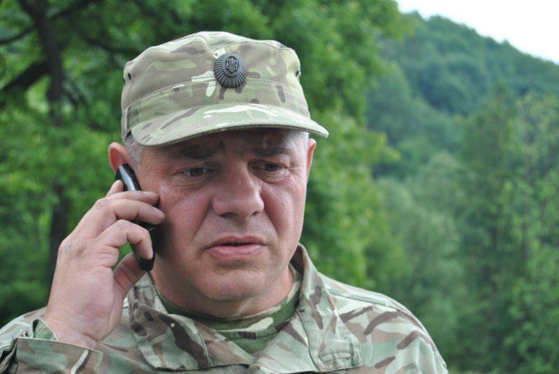 Віталій Комар, командир 5-го Прикарпатського батальйону тероборони: «… Ми знаємо, що на сході до нас буде прикута особлива увага…»