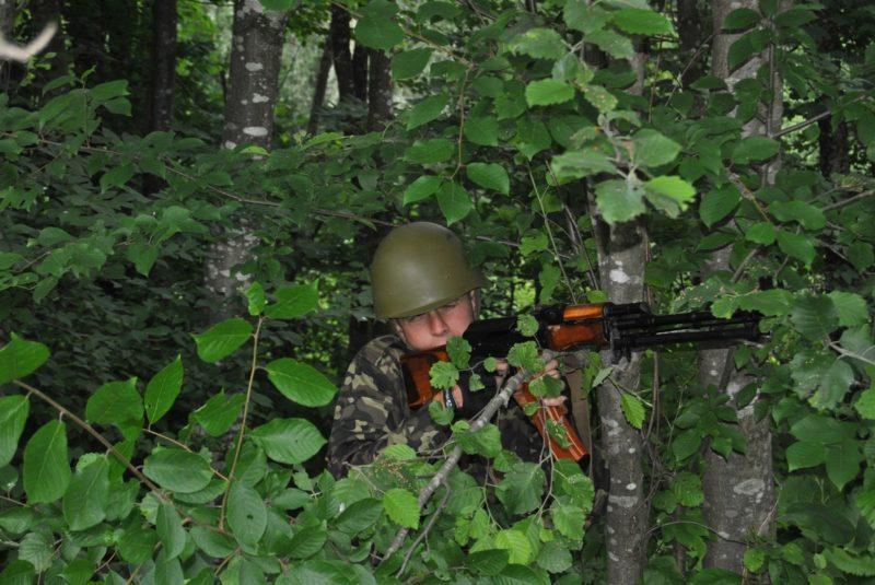 Боєць 5-го батальйону тероборони: Під Амвросіївкою нас кинули напризволяще