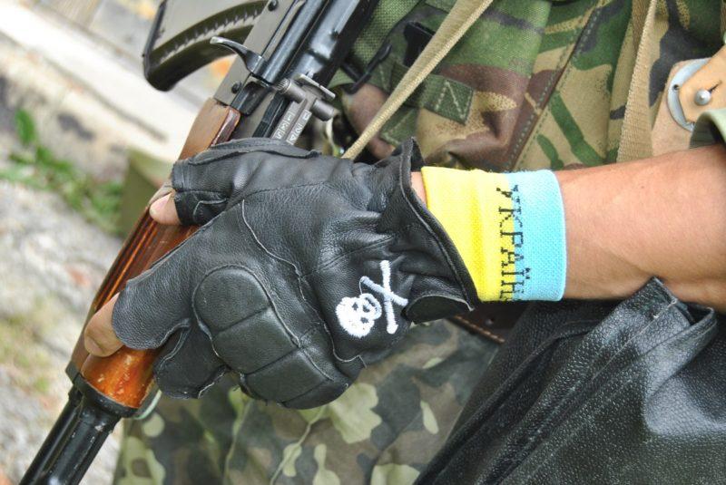 На 5-тий батальйон тероборони напали терористи – один поранений, прикарпатські бійці відступили