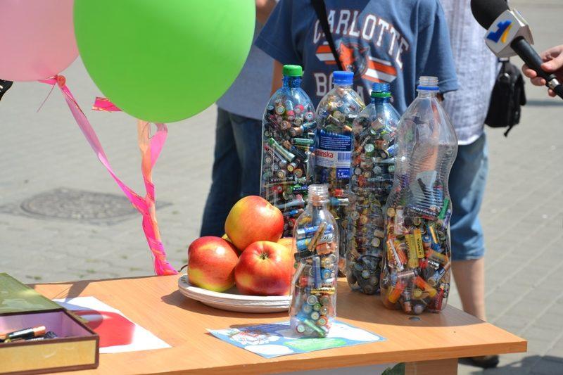 Школярів закликають взяти участь в конкурсі екопроектів