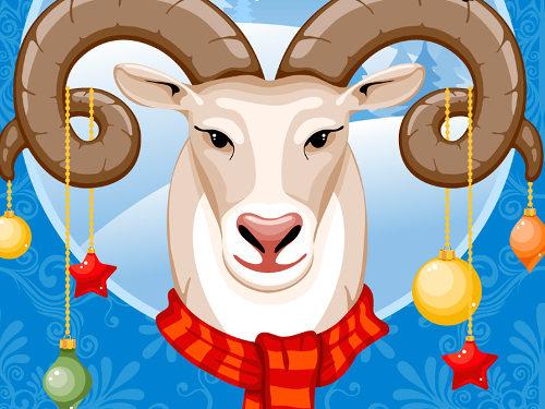 Гороскоп на 2015 рік: Коза змусить попріти, але призведе до достатку і благополуччя