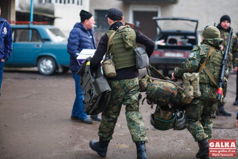 Нині у зону АТО їде чергова група міліціонерів