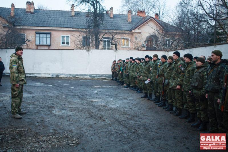 Батальйон Івано-Франківськ, АТО, УМВС, військові, зброя, відправка, відправлення_0460