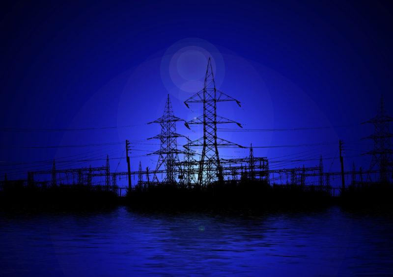 На Прикарпатті 20 населених пунктів без світла через сильний вітер