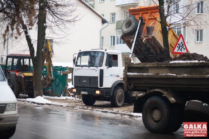 Котлован на Короля Данила, будівництво_9872