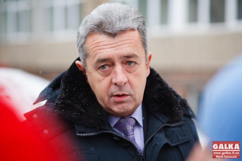 Віктор Анушкевичус звернувся до Олександра Шевченка по допомогу