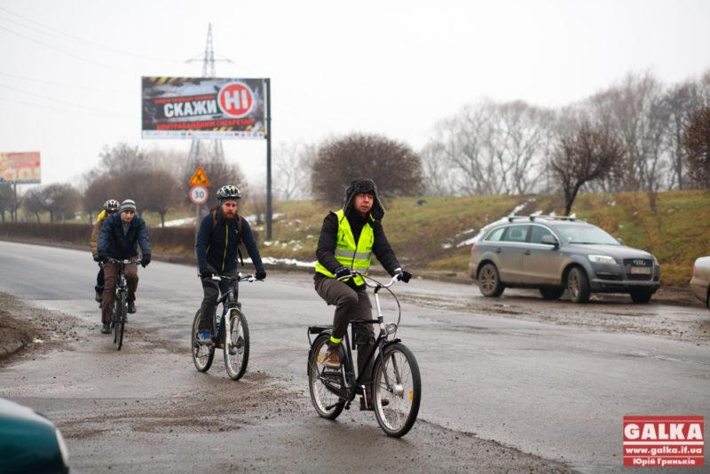 У Франківську пішоходи частіше потрапляють у ДТП, ніж велосипедисти