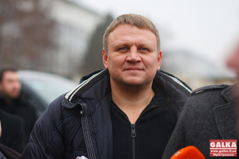 Шевченко продемонструє космічні технології на дорозі Івано-Франківськ-Львів?