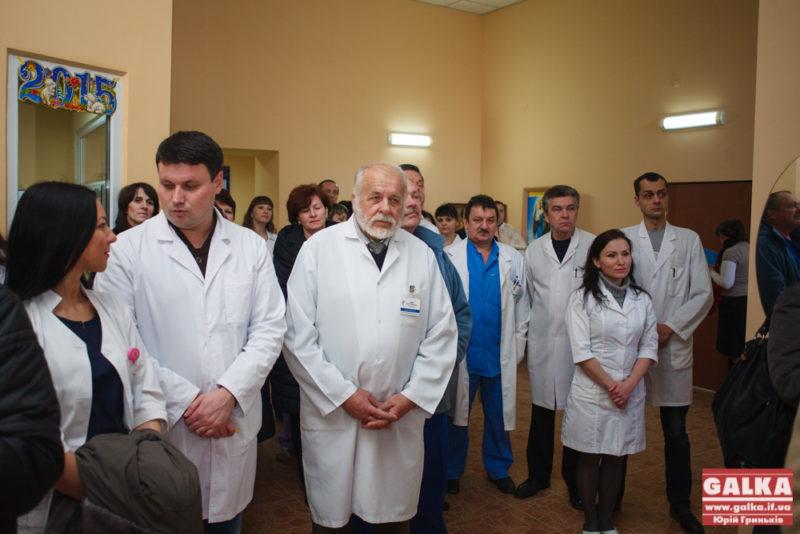 В онкодиспансері відкрили оновлене відділення після капітального ремонту (ФОТО)