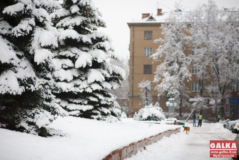 Прикарпатським дітям заборонили грати в сніжки (ДОКУМЕНТ)