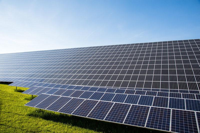 На Богородчанщині побудували сонячну електростанцію