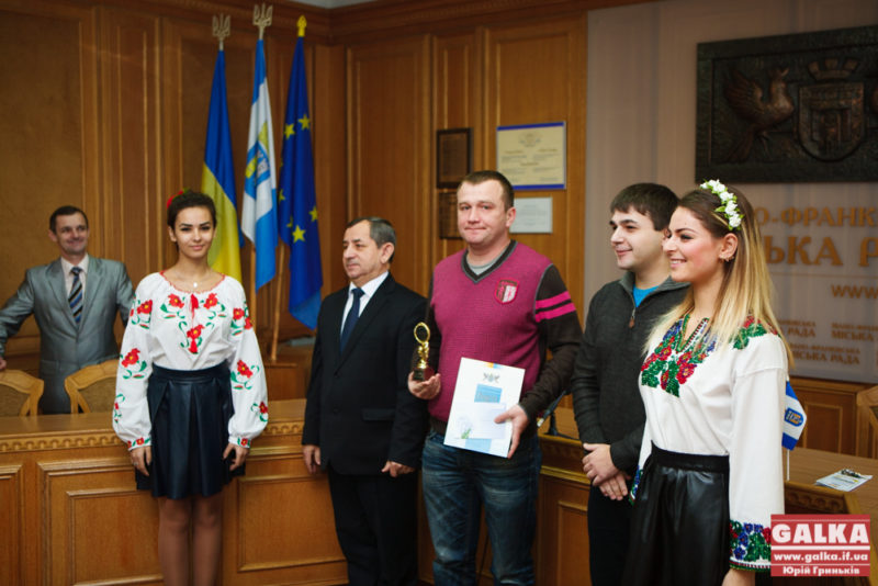 У Франківську відзначили кращих спортсменів року (ФОТО)