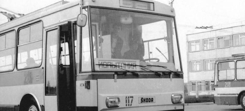 Івано-Франківські тролейбуси взимку будуть без опалення?