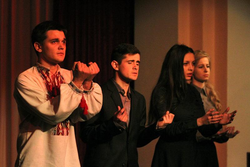 Молоді актори із західних областей України з'їхалися на конкурс до Івано-Франківська