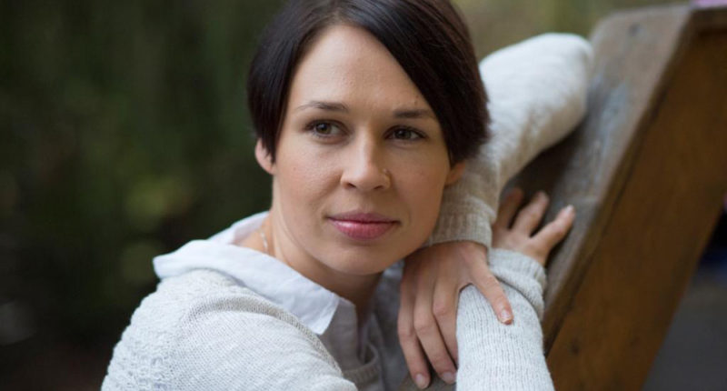 """Софія Андрухович за роман """"Фелікс Австрія""""  отримала премію """"Книга року Бі-Бі-Сі"""""""