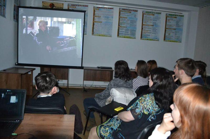 Фестиваль кіно про права людини у Франківську зацікавив в основному переселенців