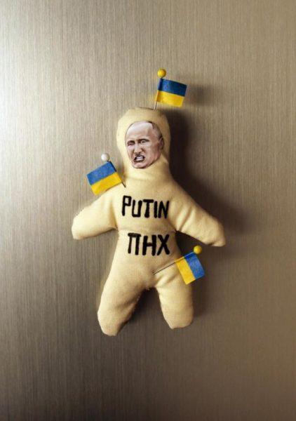 У США продають ляльку-вуду Путіна вартістю $25